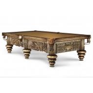 Бильярдный стол «Дракон Гранж» Пирамида 10 футов