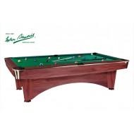 """Бильярдный стол для пула """"Dynamic III"""" 8 ф (коричневый)"""