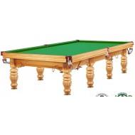 Бильярдный стол для русского бильярда «Dynamic Prince» 12 ф (дуб)