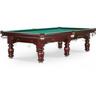 Бильярдный стол для русского бильярда «Classic II» 10 ф (махагон)