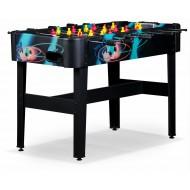 "Игровой стол - футбол ""Porto"" (121х61х83, цветной)"
