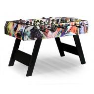 "Игровой стол - футбол ""Munchen"" (140x74x86см, серый)"