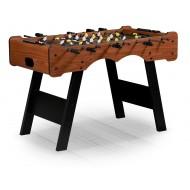 """Игровой стол - футбол """"Stuttgart"""" (122x61x81см, коричневый)"""
