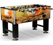 "Игровой стол - футбол ""Roma II"" (140x76x87см)"