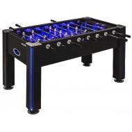 Настольный футбол (кикер) «Azure» (148x78x87 см, черный) Характерист