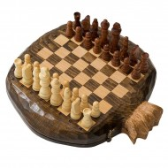 "Шахматы резные ""Гранат"", Mirzoyan"