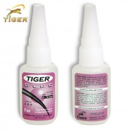КЛЕЙ ДЛЯ НАКЛЕЕК TIGER INSTA-CURE+TIP GLUE 30МЛ