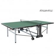 Всепогодный Теннисный стол Donic Outdoor Roller 1000 зелёный