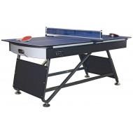 Игровой стол - трансформер «Maxi 2-in-1» 6 ф (теннис + аэрохоккей, 182,9 х 91,5 х 81,3 см)