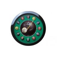 """Часы настенные """"12 шаров"""" D30см"""