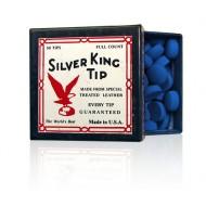 "Наклейка для кия ""Silver King"" 12,13 мм"