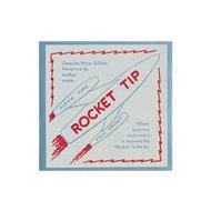 """Наклейка для кия """"Roket"""" 13 мм"""