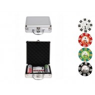 Набор для покера Tournament на 100 фишек