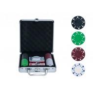 Набор для покера на 100 фишек без номинала