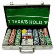Набор для покера Royal Flush Plus на 300 фишек