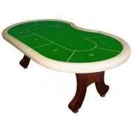 """Стол для покера """"Action"""" (зеленый)"""