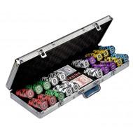 Набор для покера Stones на 500 фишек
