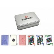 """Комплект карт """"Copag Spring Edition"""" четырехцветные"""