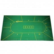 Сукно для покера с разметкой на 10 игроков (180х90х0,2см)