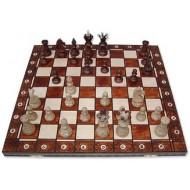 "Шахматы ""Амбассадор"" (Польша, дерево, 54х27х6см)"