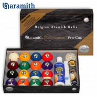 ШАРЫ POOL ARAMITH TOURNAMENT VALUE PACK Ø57,2ММ